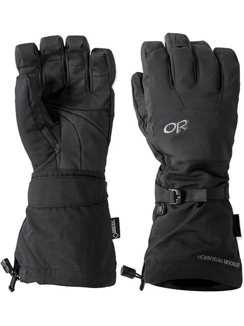 Outdoor Research Alti Handschoenen zwart